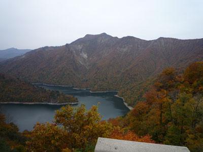 田子倉ダム。