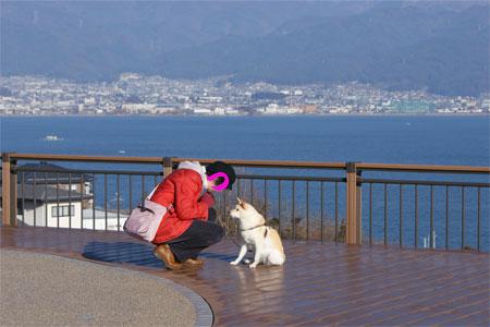 2009.12諏訪湖